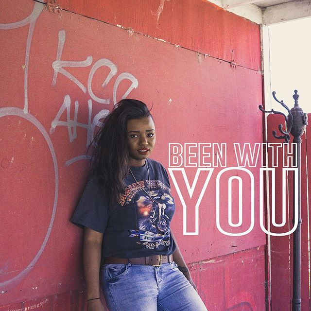 Here is my album cover for BEEN WITH YOU ! This song is a favorite of mine! I'm so freakin ready for this song to come out omg.  Lemme know when you pre-save it! Link in bio 📸: @joe_crtv