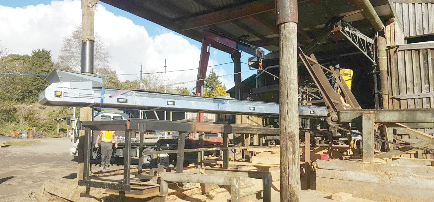 Easikit™   Modular Conveyors   for Construction and Industrial Sites   Phone: 0800 22 68 92