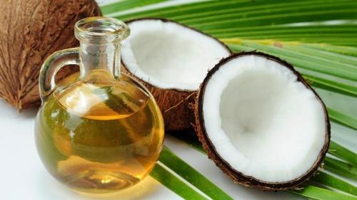 aceite de coco coconut oil