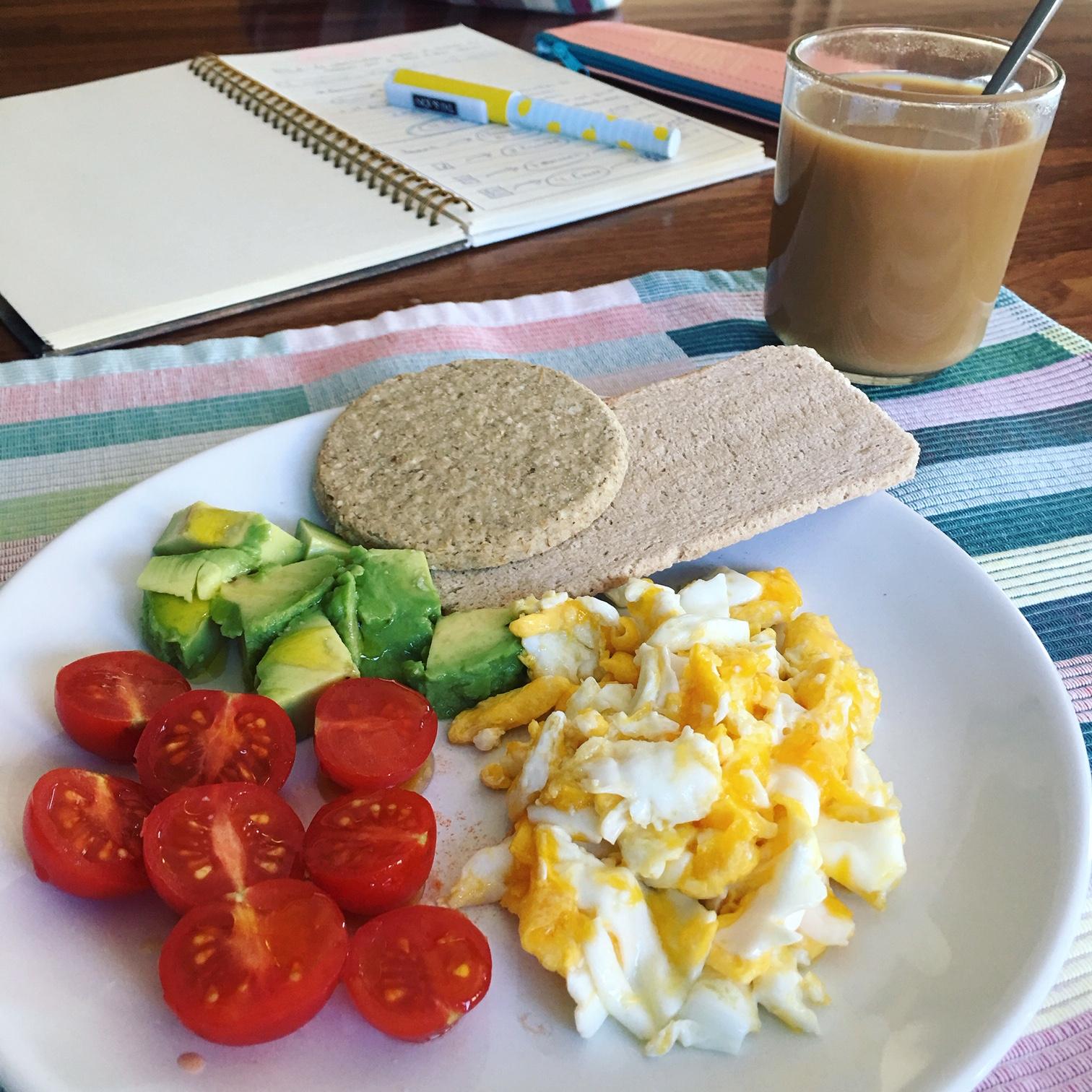 desayuno bajo en FODMAP