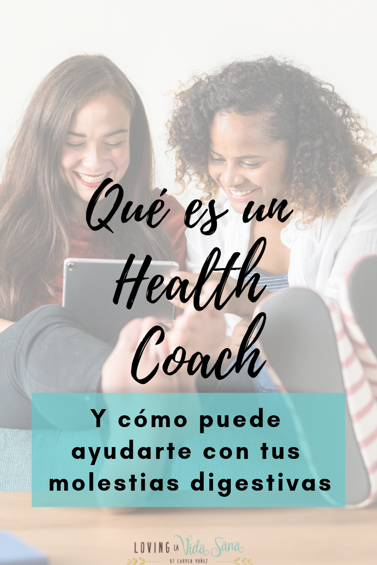 Health coach, salud intestinal, SII, FODMAP