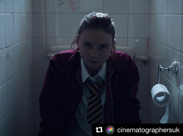 #Repost @cinematographersuk ・・・ Sweet Maddie Stone is a film about a schoolgirl trying to raise money for her dad's bail by selling sweets at school. It features a knockout performance from @jessybarden . This is one of my favourite collaborations with a director to date so thank you @bradyhood01 . We wanted the camera to be pushed and pulled around by the unstoppable force that is Maddie. Alan Clarke films were a big influence on us (see insta stories). We then picked out four beats when the camera would change from this style and act 'unmotivated' to emphasise the character changes. One of them being at the end climax where the camera 'lets go' of Maddie as she strides towards her impending doom! Lighting wise I made the decision to mainly use daylight source tubes (kinos + fluorescents) which a) allowed us to rig above and in shot to allow more freedom of movement for the actors/ steadicam and b) gives the film that cooler prison institution texture. It was important to Brady that the environment could easily be a school or a prison. See whether it all comes across - give it a watch on the @nowness link in bio. . . . . . . . #cinematography #directorofphotography #arri #canonk35 #jessicabarden #sweetmaddiestone #shortfilm #steadicam #setlife #framez #nfts #cinematographer