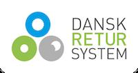 Dansk Retursystem Logo - Kunde hos Exato