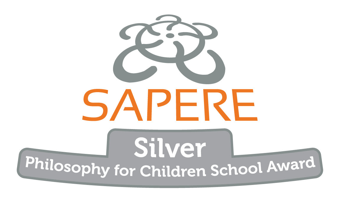SAPERE P4C School Awards - Topsy Page