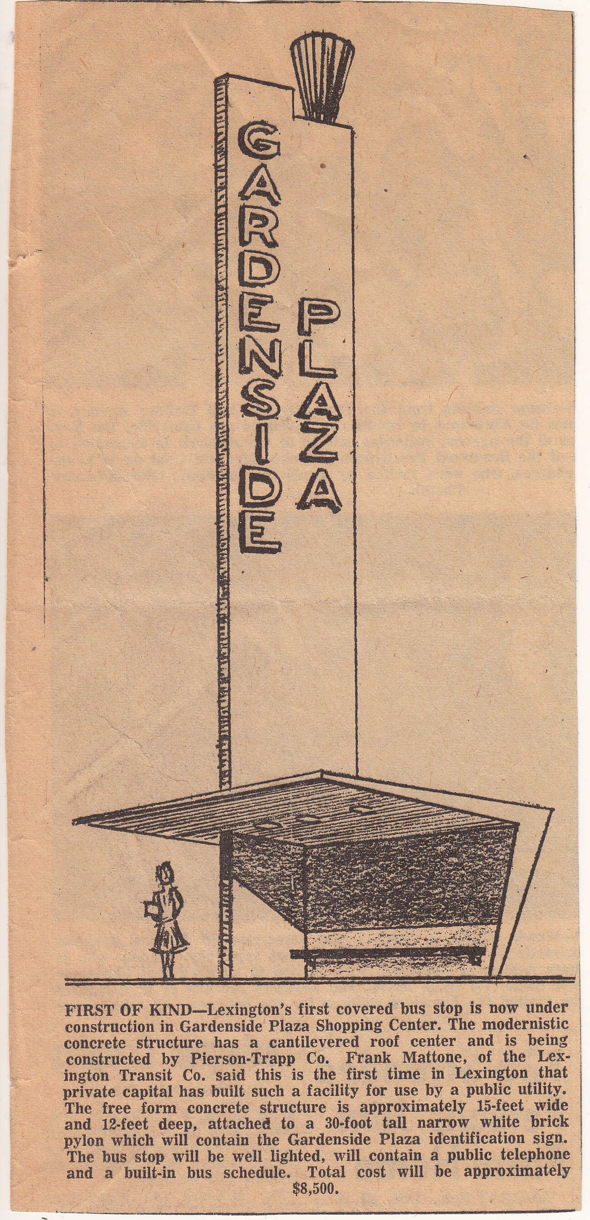 Plaza Sign Newspaper Clipping.jpg