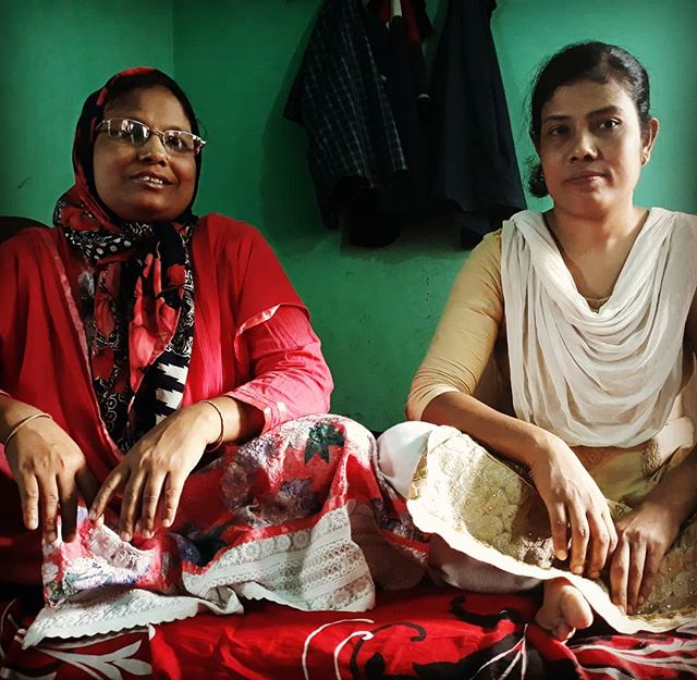 Asma and Moushumi are both veterans in the #readymadegarments (RMG) sector. They are also both members of Awaj Foundation, a labour union for RMG workers.  Awaj provides a #safespace for workers like Moushumi and Asma and guides them on various issues like financial management, dealing with unjust treatment or harassment and healthcare matters.  We met Asma and Moushumi as part of our work with Caribou Digital's research on formal IDs, how they help, and their limitations for women in Bangladesh.  To learn more about Caribou Digital, visit  www.cariboudigital.net