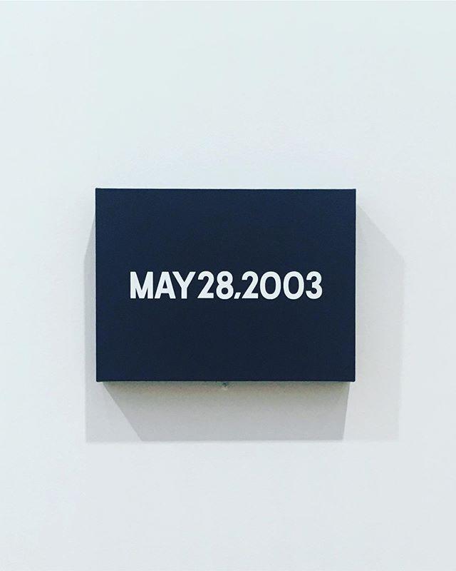#OnKawara #CyTwombly #RoyLichtenstein #JosephKosuth #DanFlavin #SamFrancis at @kunstmuseumbasel . . #aibartadvisory #artconsultant #artadvisor #artanddesign #contemporaryart #artconsultancy #artgallery #luxuryliving #fineart #inspiration #luxury #lifestyle #collector #artcollector #artlover #instadesign #style #kunstmuseum #modernart #basel