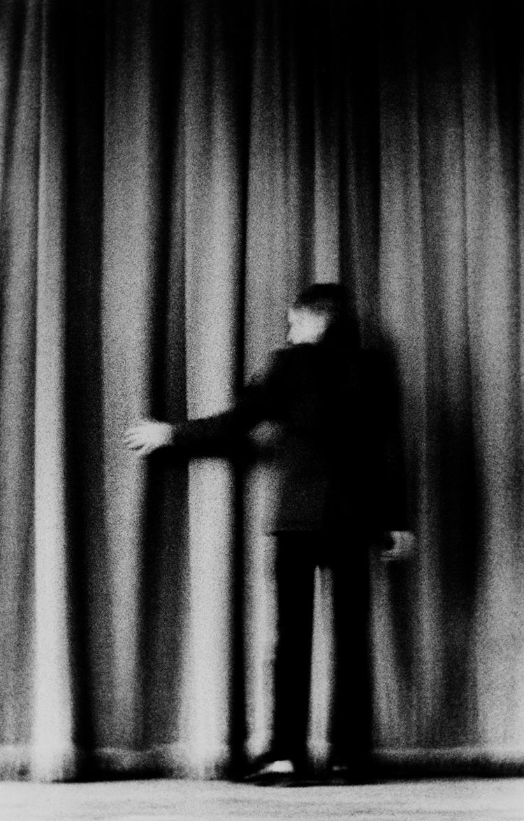 Thin Man at the Variety Theater