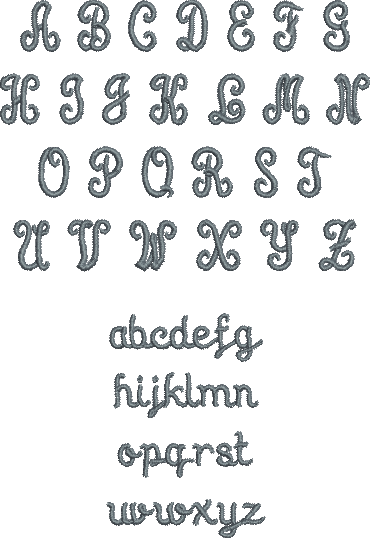 Vertical Script