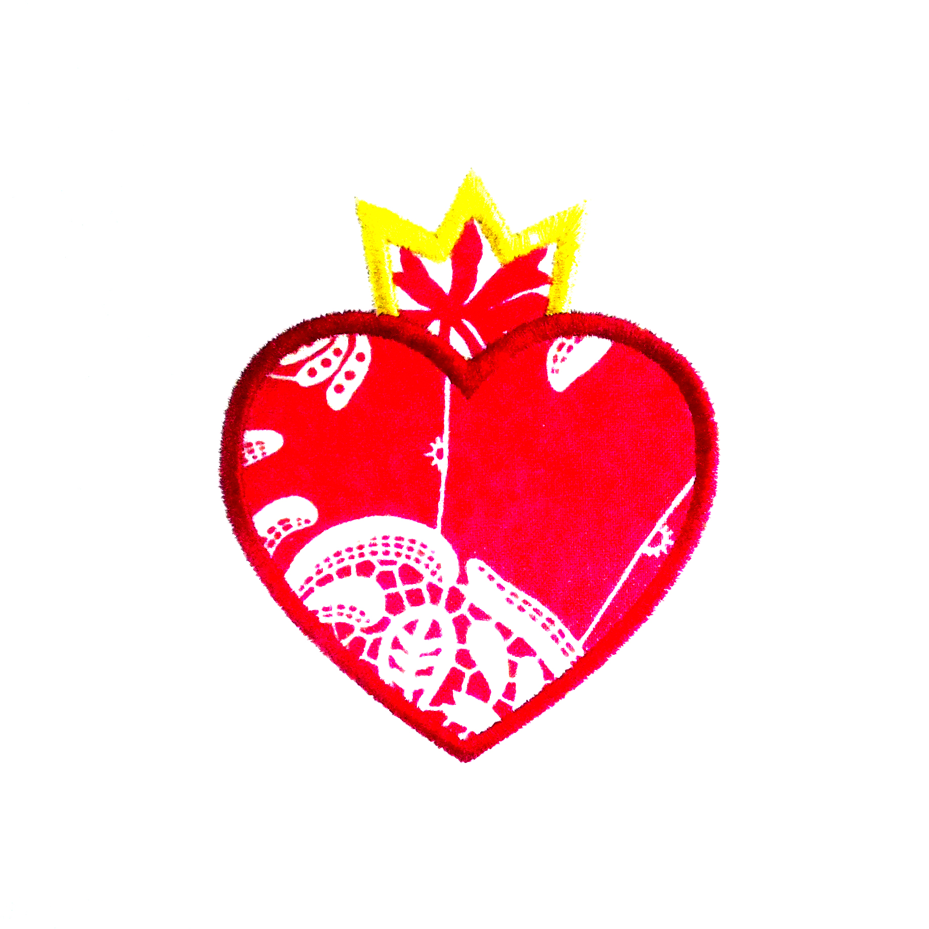 Crowned Heart