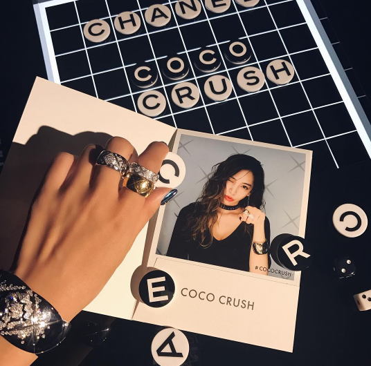 CHANEL COCO CRUSH Pop-Up Event