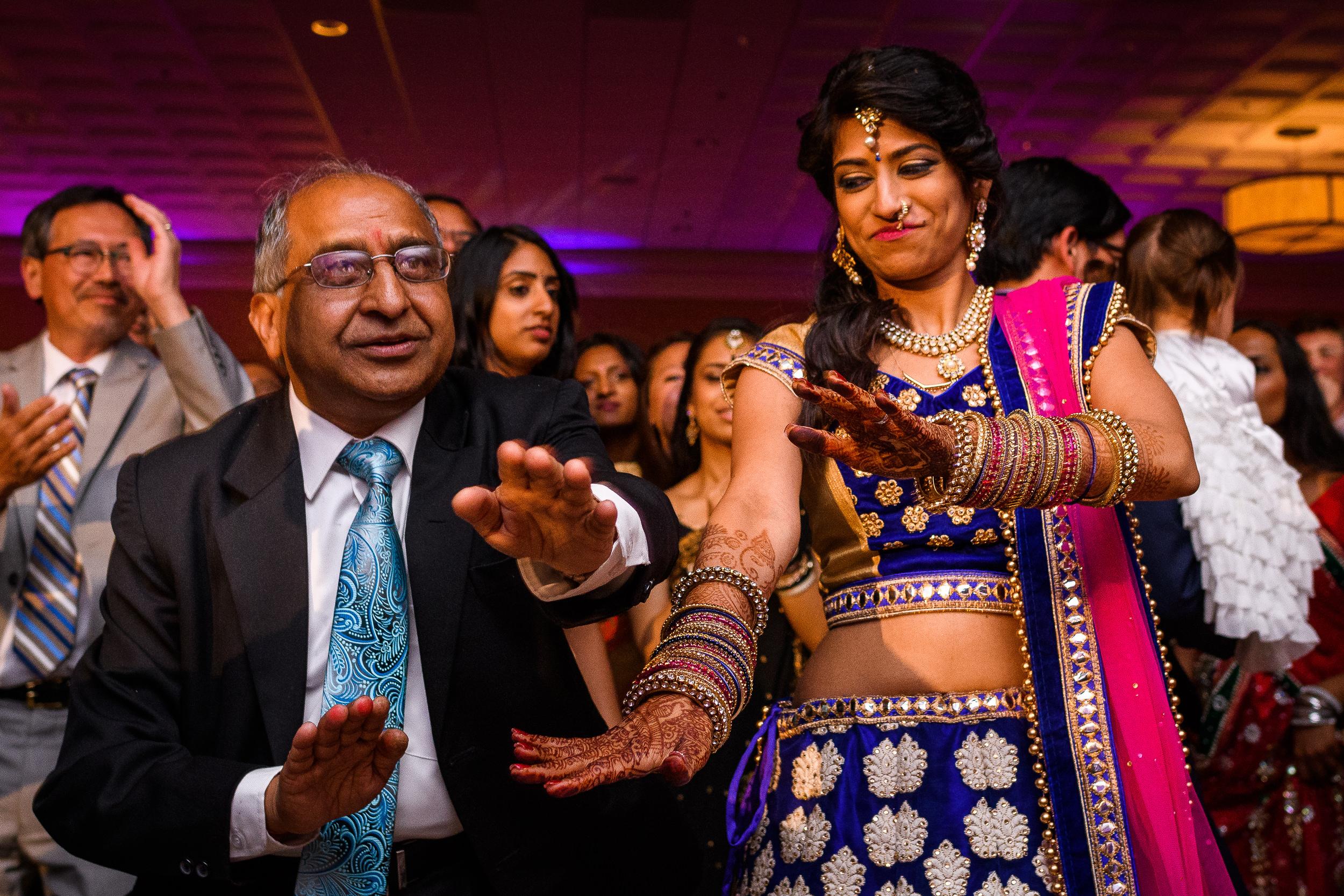 Bolger Center Indian Wedding