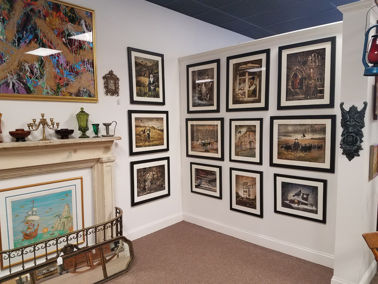 Darlene Foster's works on view at Gallery on Main