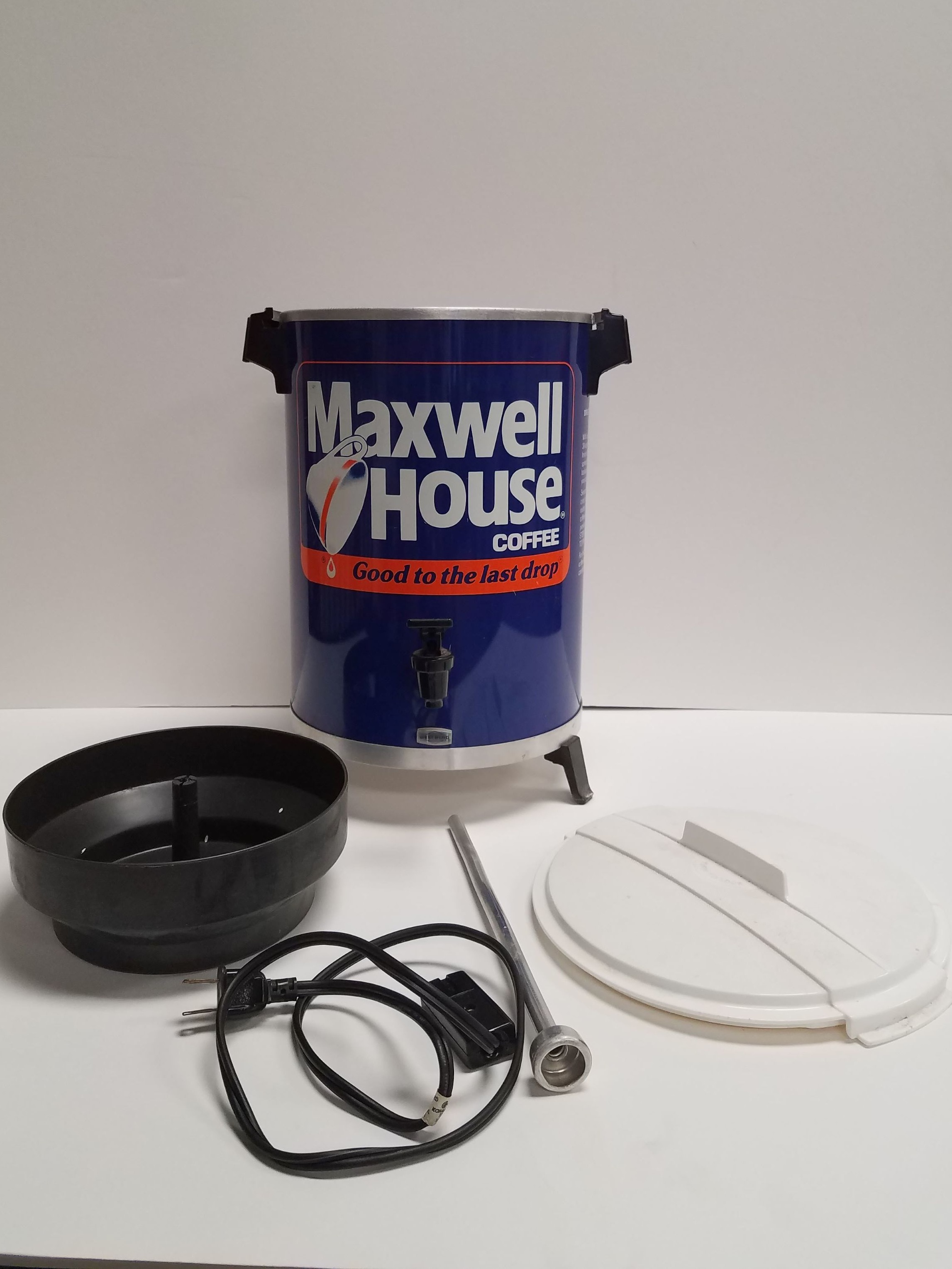 1970's Maxwell House Coffee Maker