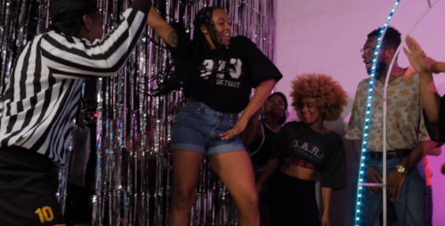4. We produced the Not Sorry Dance Show - serving looks not sorry style - watch it here