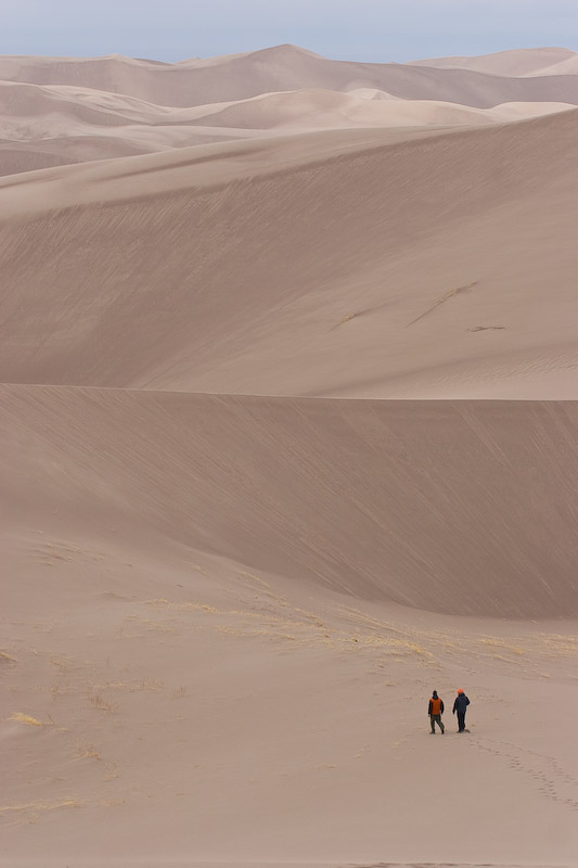 Towards Star Dune