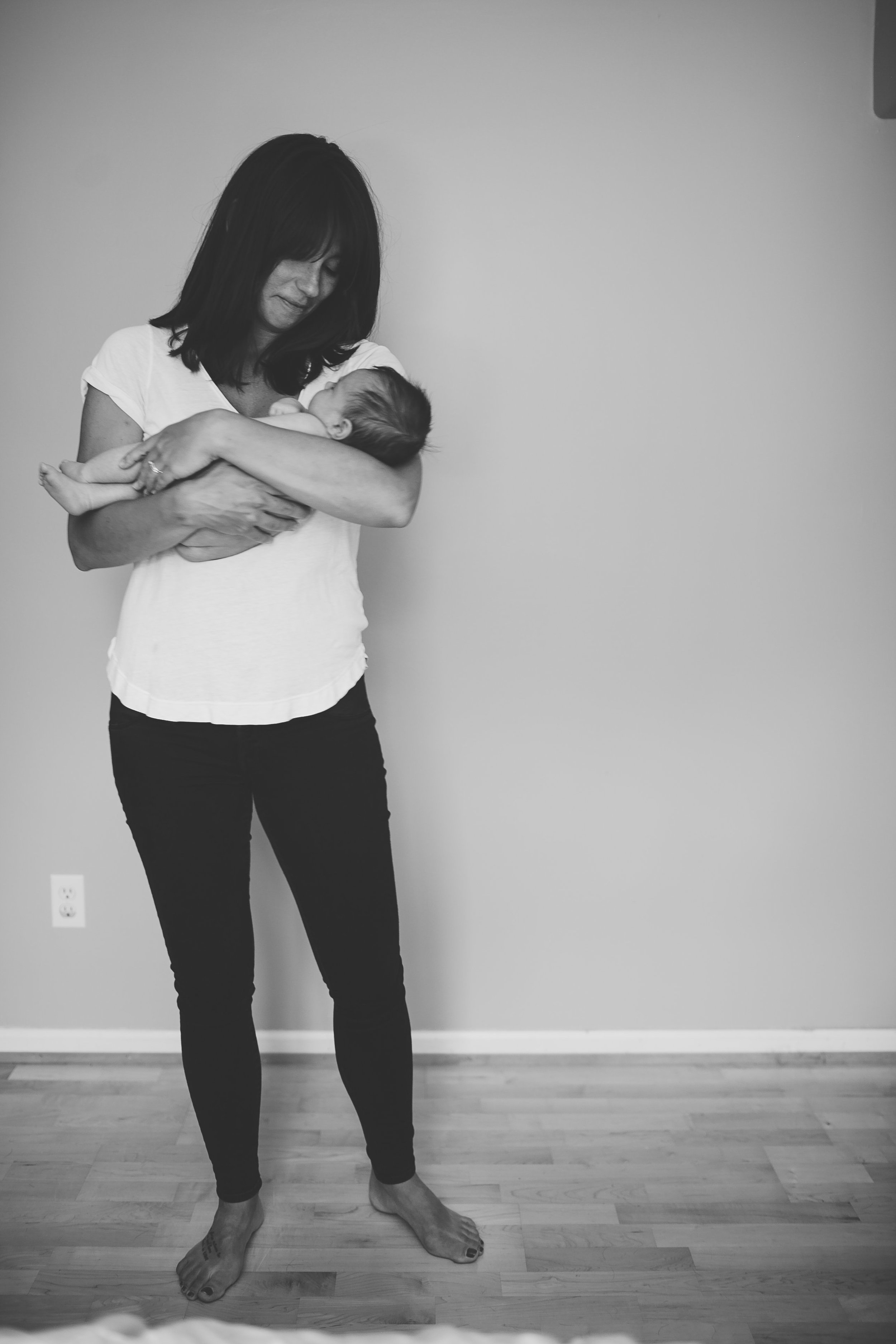 Me in my Mother role, my favorite life role. Photo Cred:  Tayler Carlisle