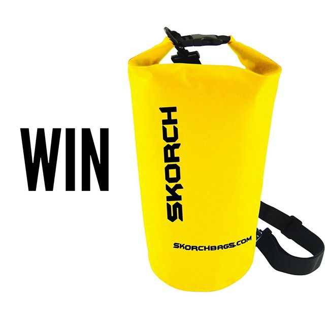 You could #WIN one of our #drybags, a few days left to enter our November competition on our #community page today (http://skorchoutdoor.com/community/). Simply send us a picture of you on your #adventure for the chance to win #SKORCHdrybag  #competition #giveaway #promo #freebie #musthave #giftidea #winner #USA #UK #SKORCH great for #kayaking #hiking #canoeing #boating #surfing #paddleboard #jetski #snowboarding #greatoutdoors #SKORCHbag #keepitdry #sand #sun #sea #snow