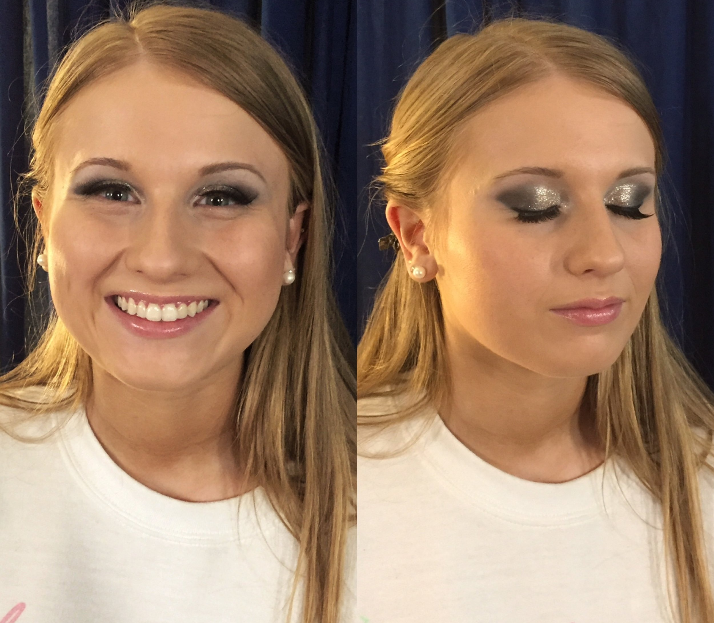 Party Night Please - Who doesn't want to feel like a million bucks for that special occasion? This lesson is all about getting glammed up for that party or special night out. We're going to show you how to bring some drama to those beautiful features of yours and how to pair the rest of your makeup with your favorite focal point.