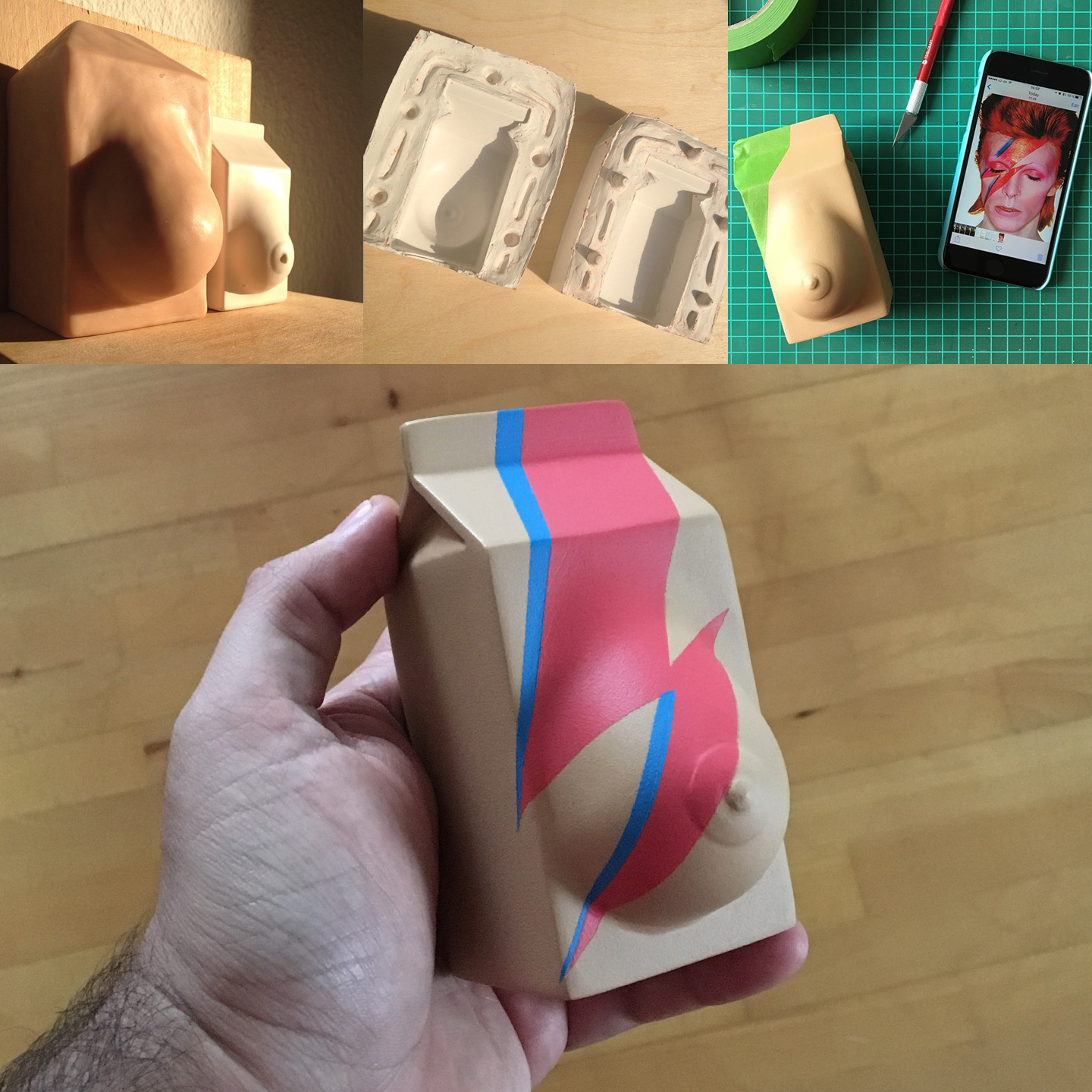 art_illustration_andre_levy_zhion_mama_breast_milk_carton_sculpture_makingof_bowie_aladdin_sane_resin.jpg
