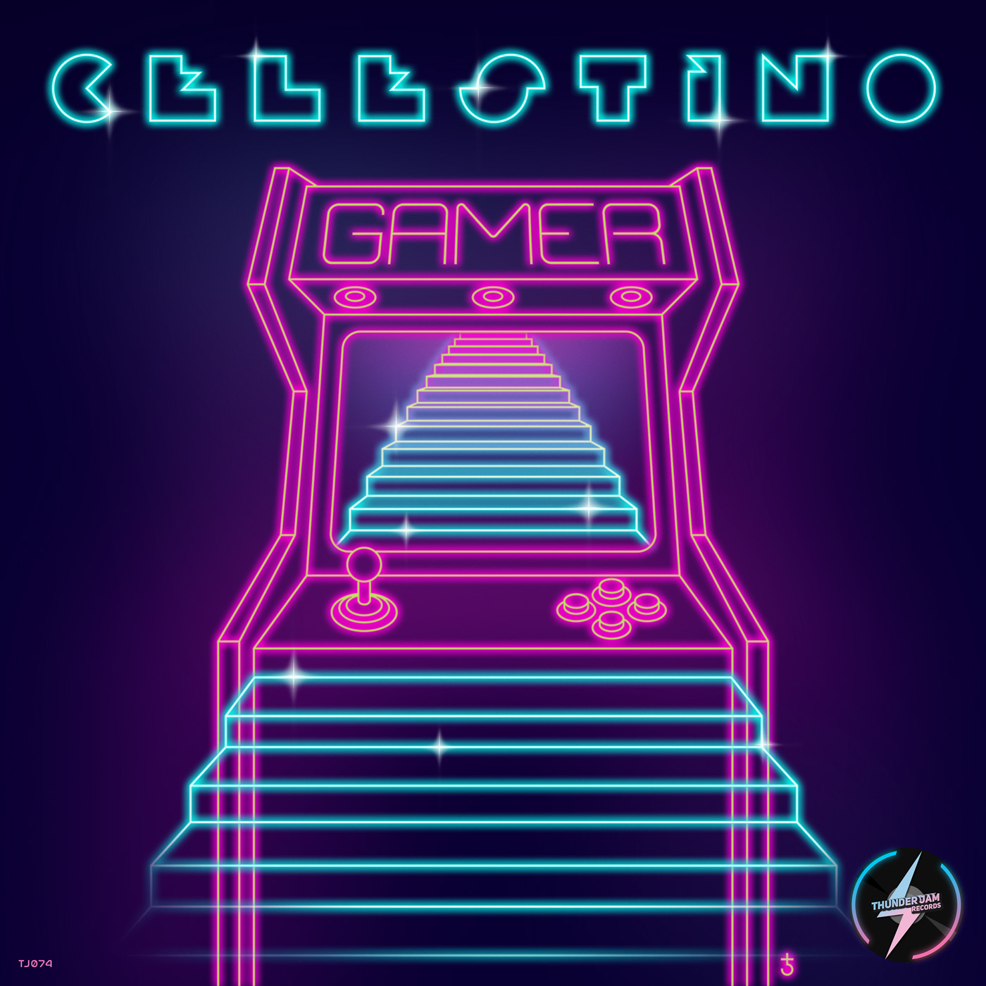 illustration_andre_levy_zhion_vector_pop_music_cover_celestino_ep_gamer_arcade_stairs_neon_retro_80s_nudisco.jpg