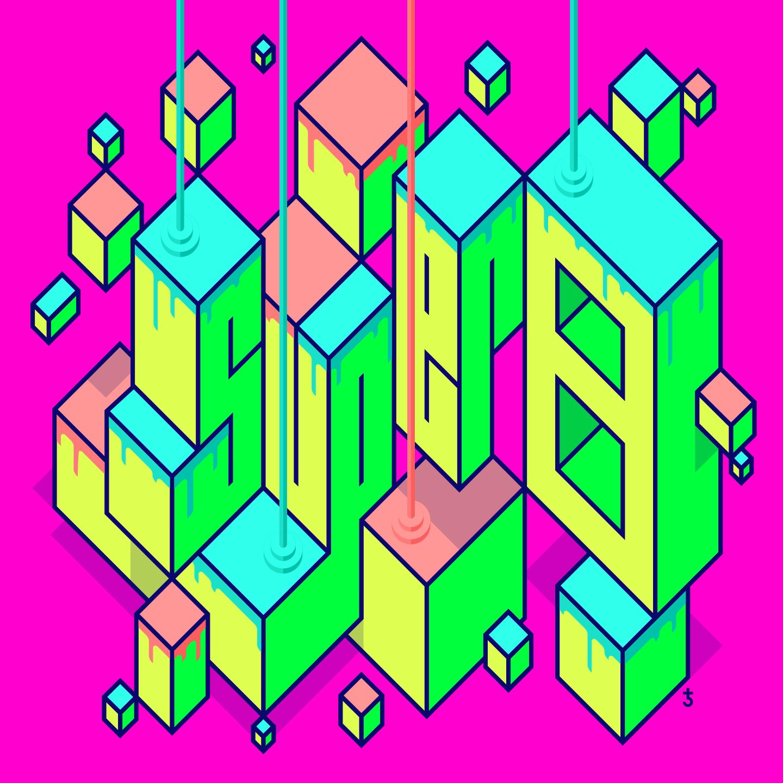illustration_andre_levy_zhion_vector_isometric_perspective_soundcloud_dj_celestino_frankfurt_set_super8_mix.png