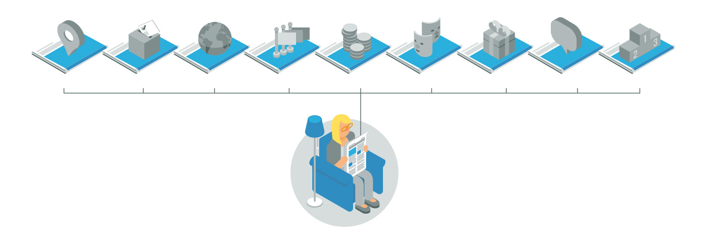 illustration_andre_levy_zhion_vector_isometric_perspective_infographic_newspaper_zmg_icons_reading.jpg
