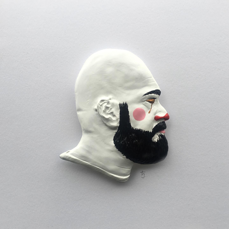 art_andre_levy_zhion_recovered_self_portrait_beard_clown_tear.jpg