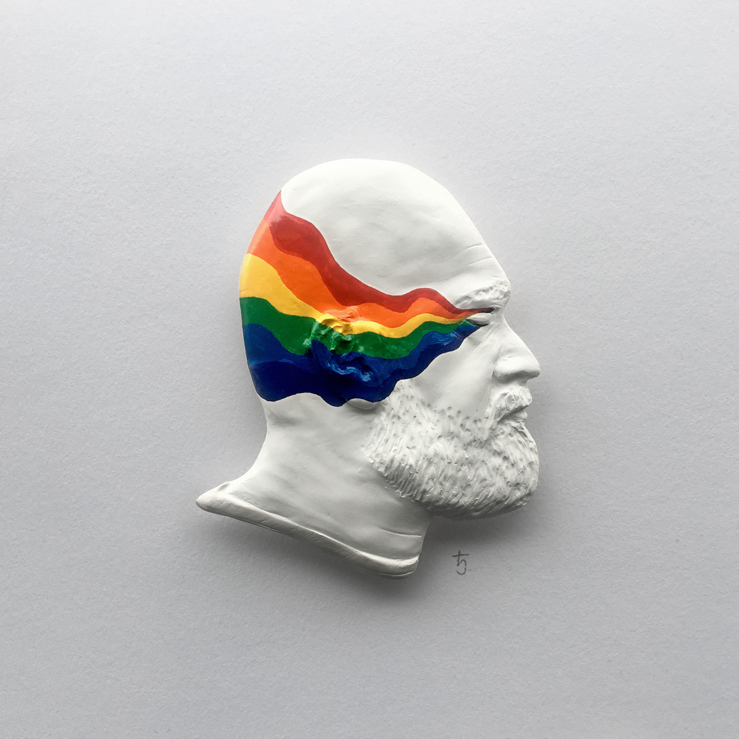 art_andre_levy_zhion_recovered_self_portrait_beard_rainbow_pride_lgbtq_queer_gay.jpg
