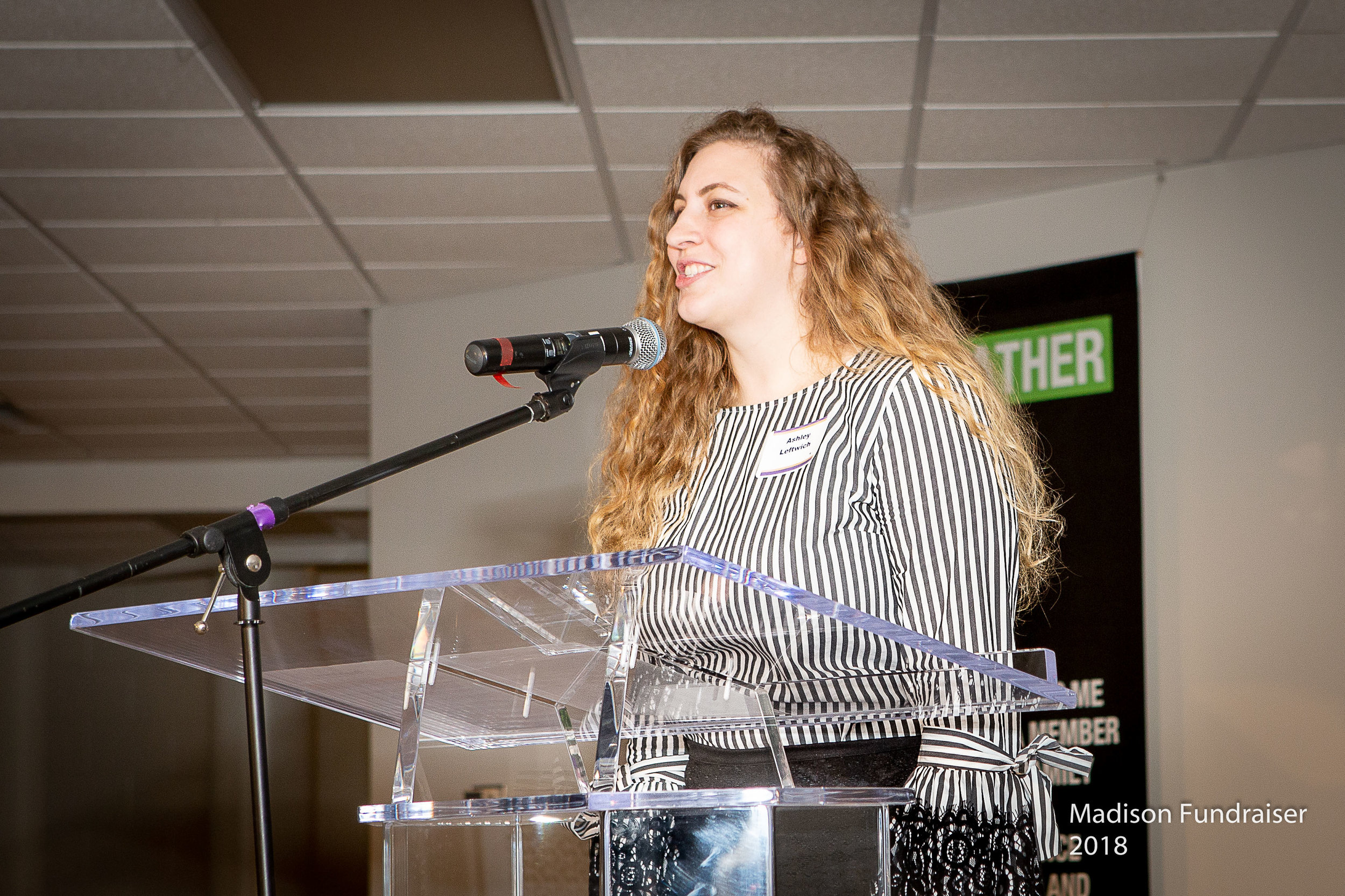 Ashley Leftwich, Event Director