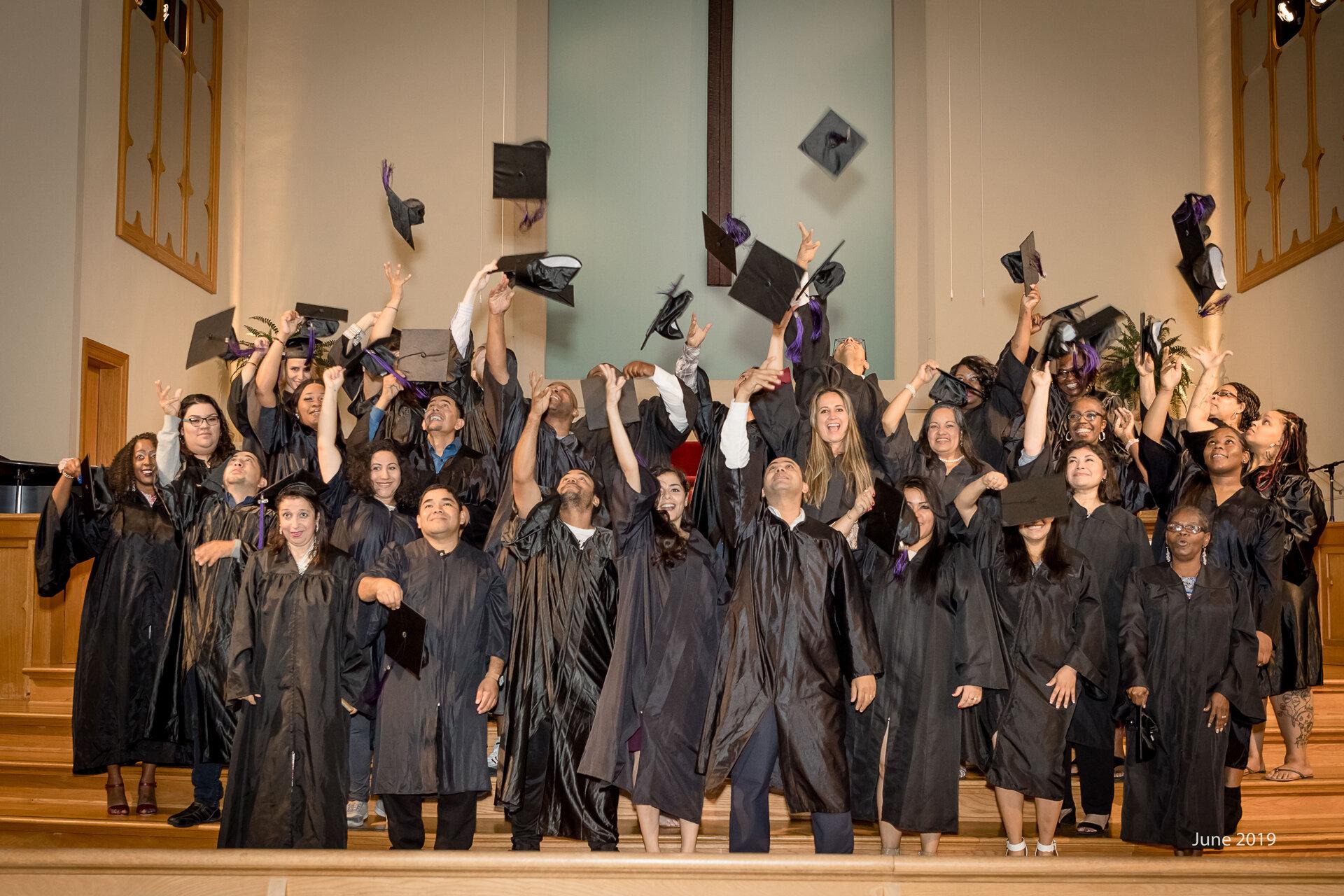 Graduation JUNE 2019