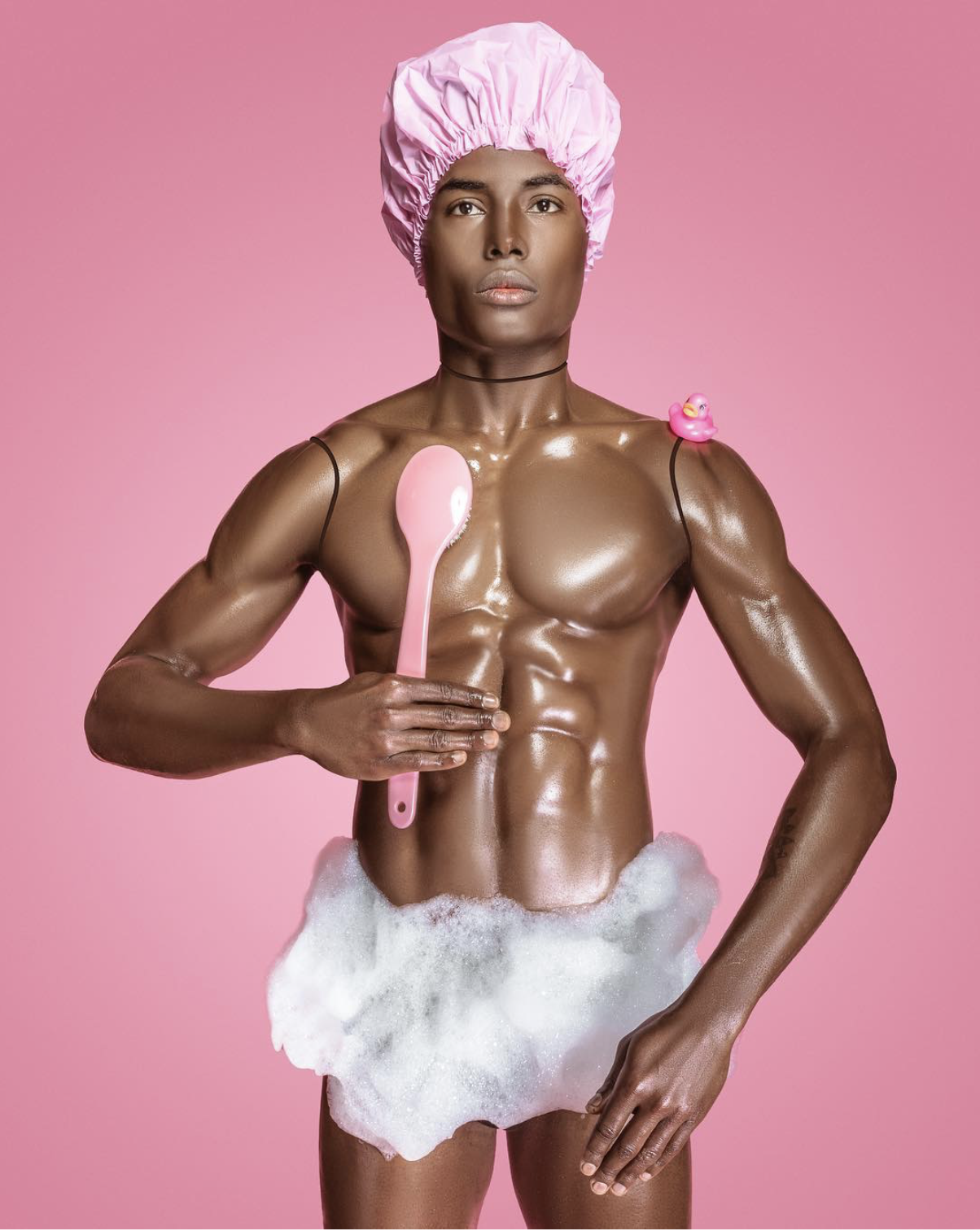 "QUEERTY - This ""Sexy Ken"" photo series is about breaking down plastic gay stereotypes"
