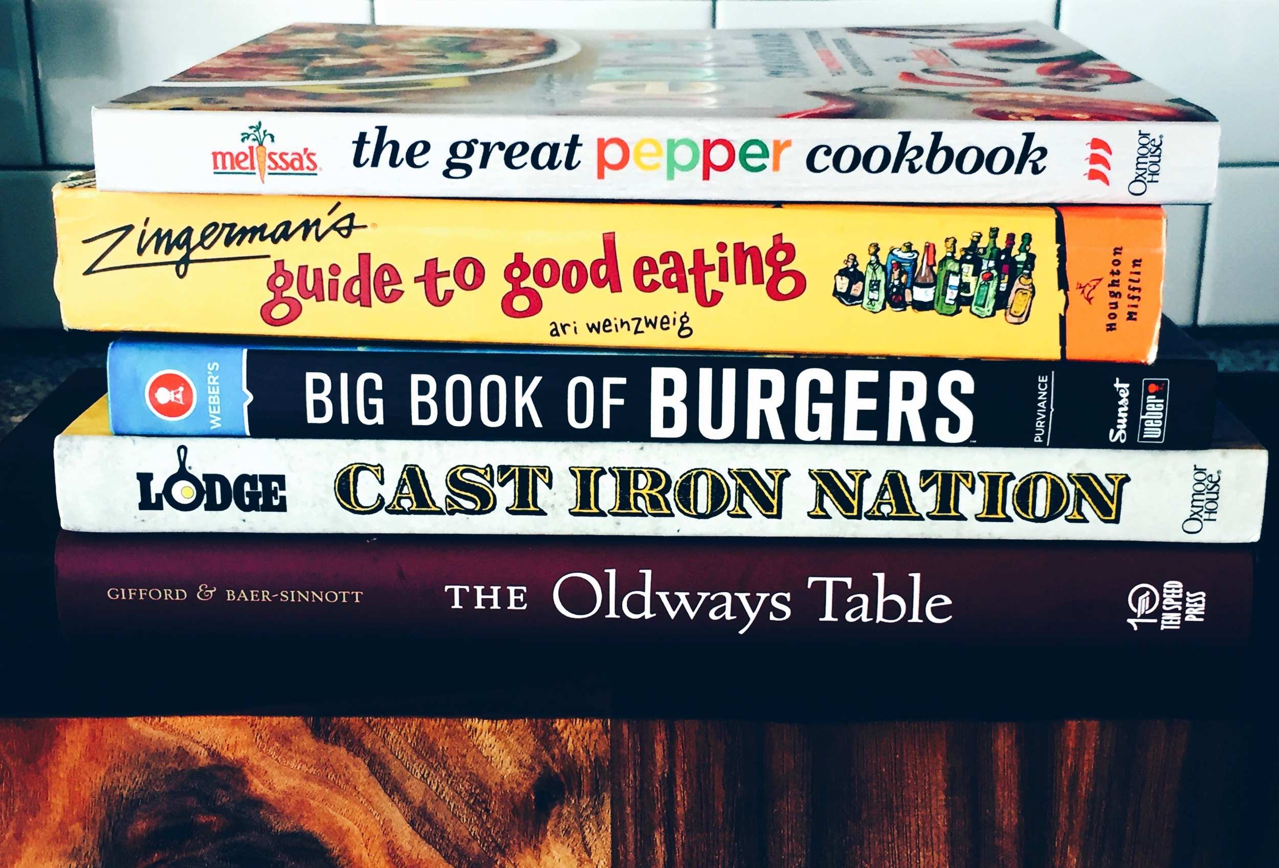 A few must reads cookbooks.