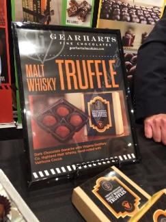 Gearharts Malt Whisky Truffles