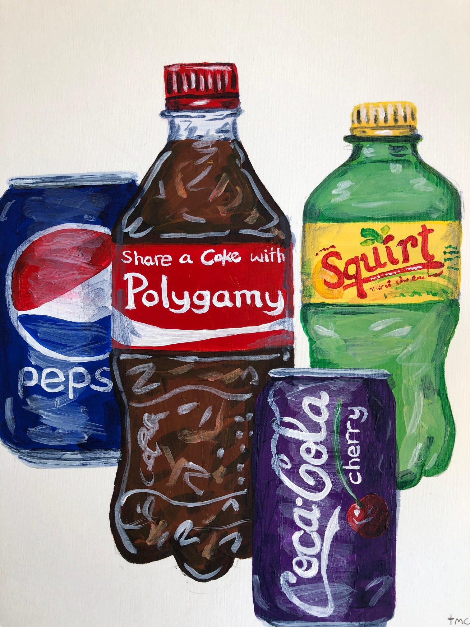 Sharing Soda