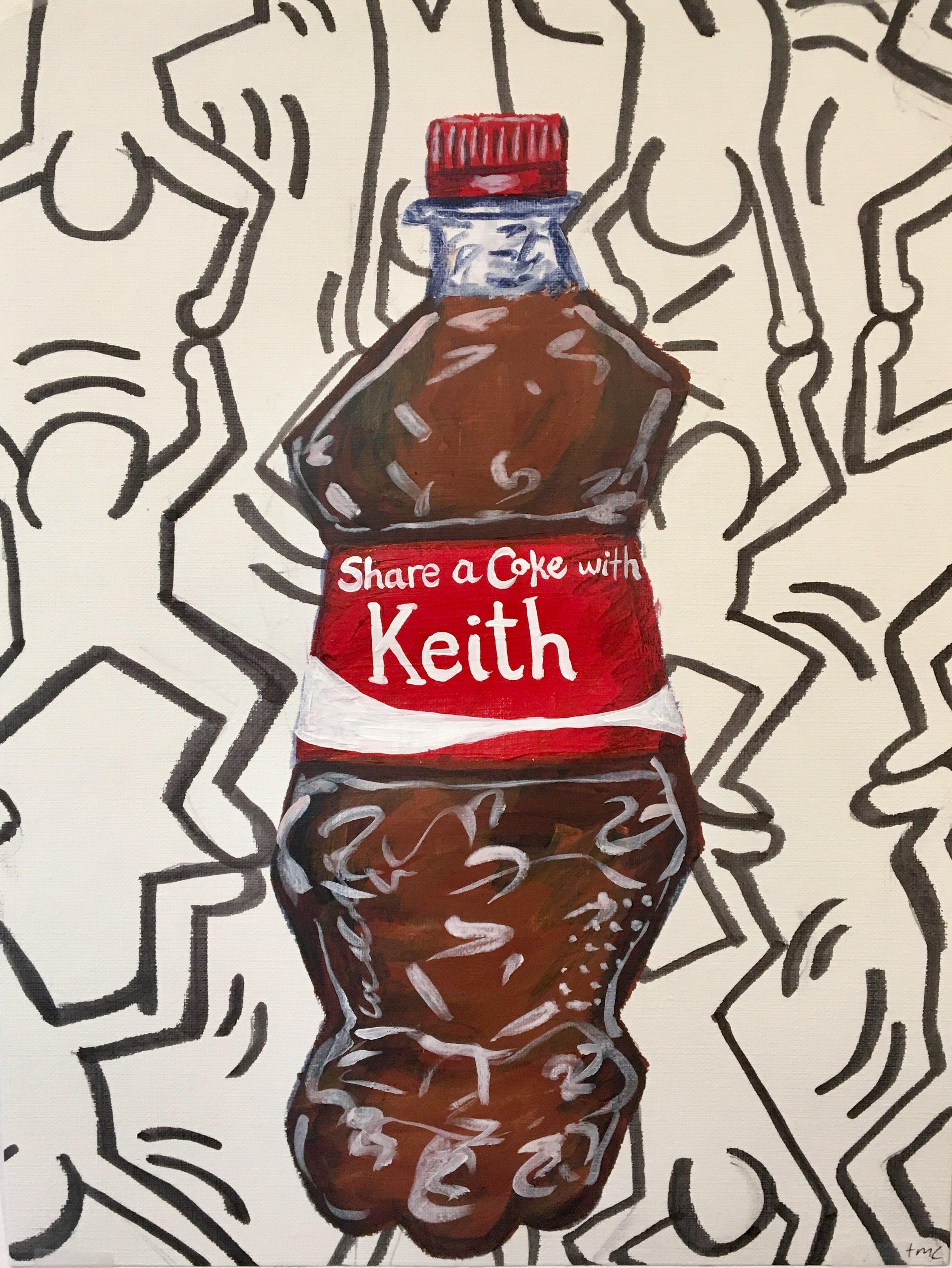 Haring's Coke