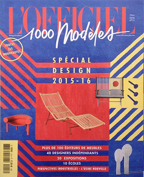 L'OFFICIEL 1000 modeles