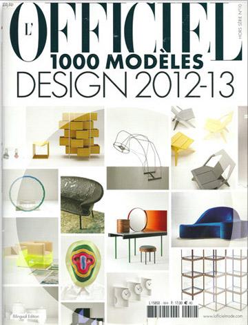 L'OFFICIEL 1000 Modeles 12'13