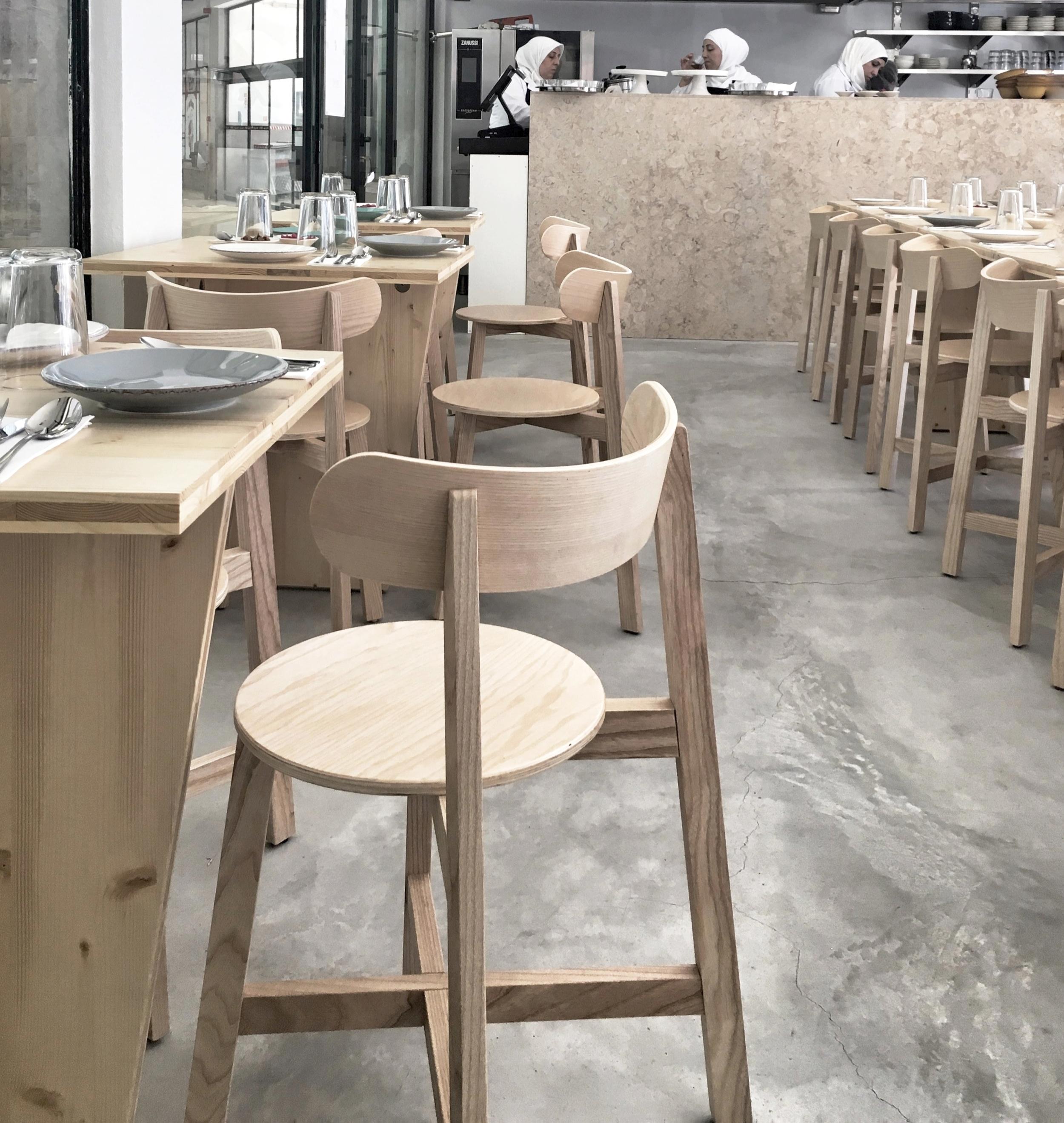 Roda in Mezze restaurant