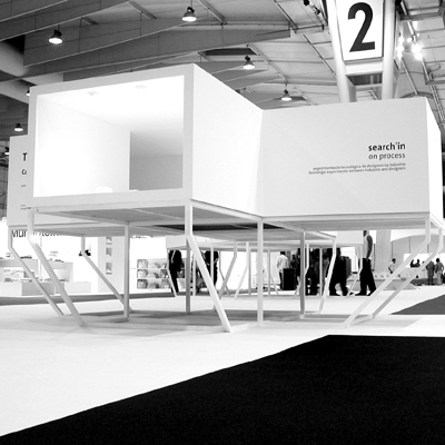 Exhibition Design - Innova Fair -  AIP 2003