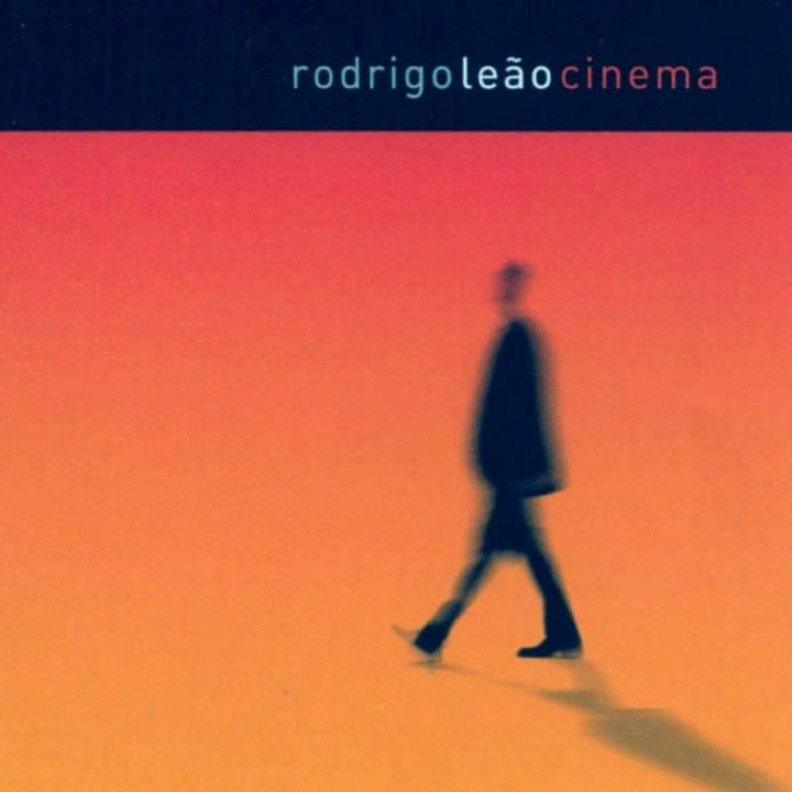 """Album Cover - """"Cinema"""" -  Rodrigo Leão"""