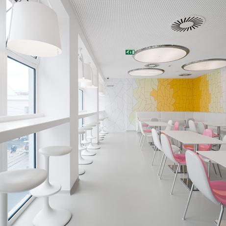 Interior Design - H3 Chiado -  Lisbon 2011