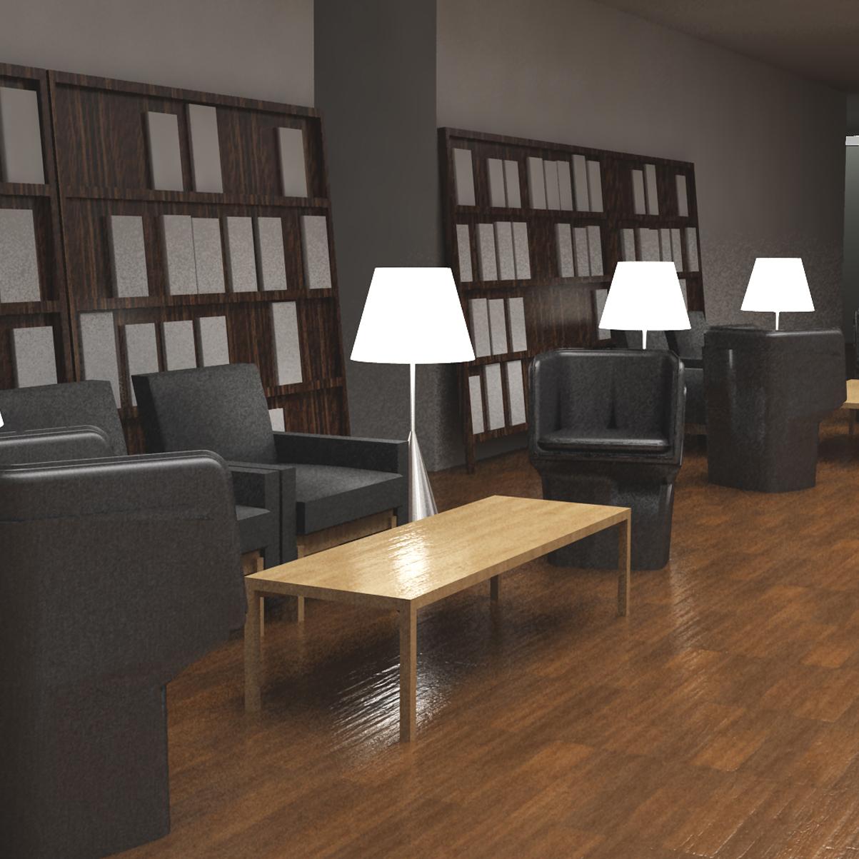 Interior Design Project - Aljezur Hotel