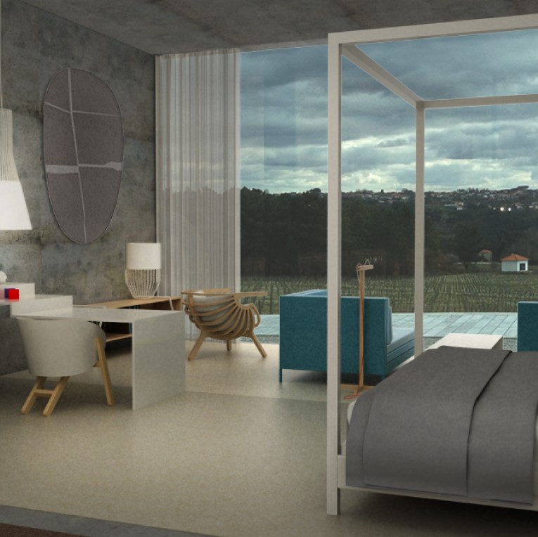 Interior Design Project - Celso de Lemos