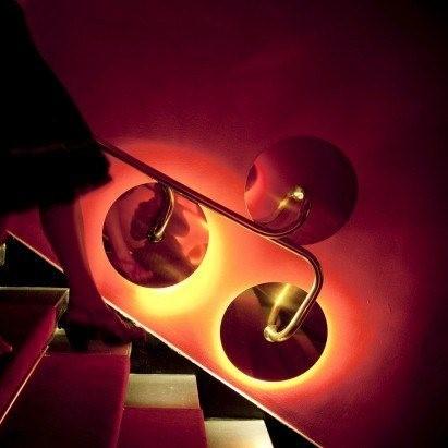 Interior Design Project - Ritz Club -  Lisboa 2012