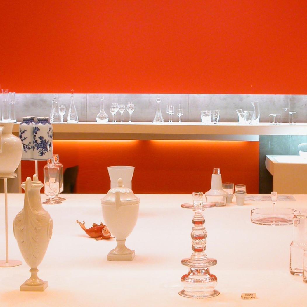 Exhibition Design - Vista Alegre -  Lisboa 2003