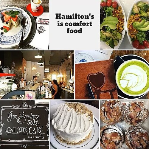 8am-8pm, Hamilton's is your local cafe. Spread the love.