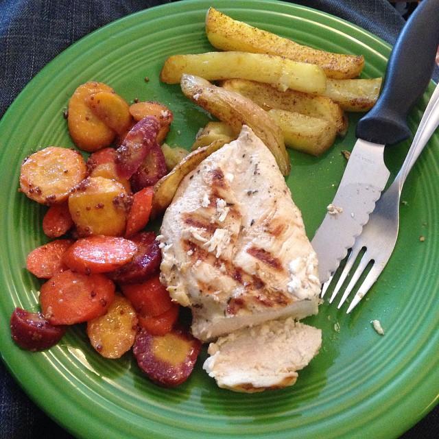 Tasty, tasty, tasty!  #grilledchicken #homecookin  http://ift.tt/1Bv5TV7