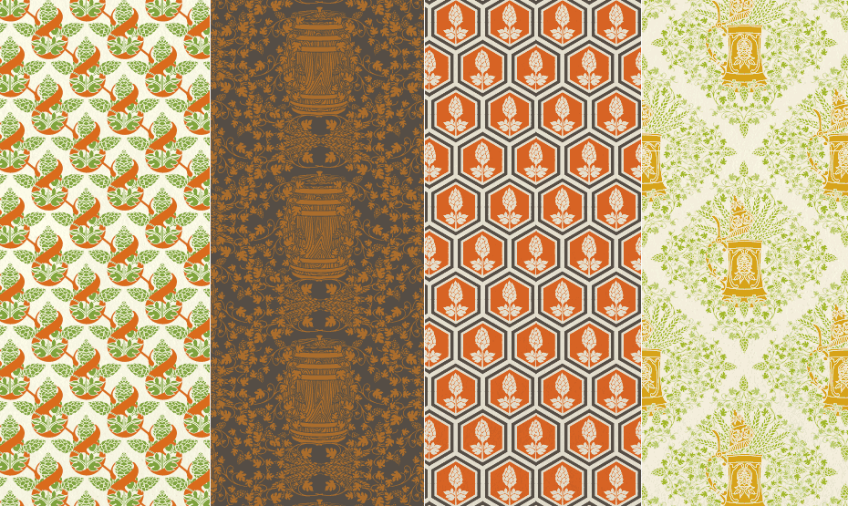 Bitter & Esters Identity, Patterns