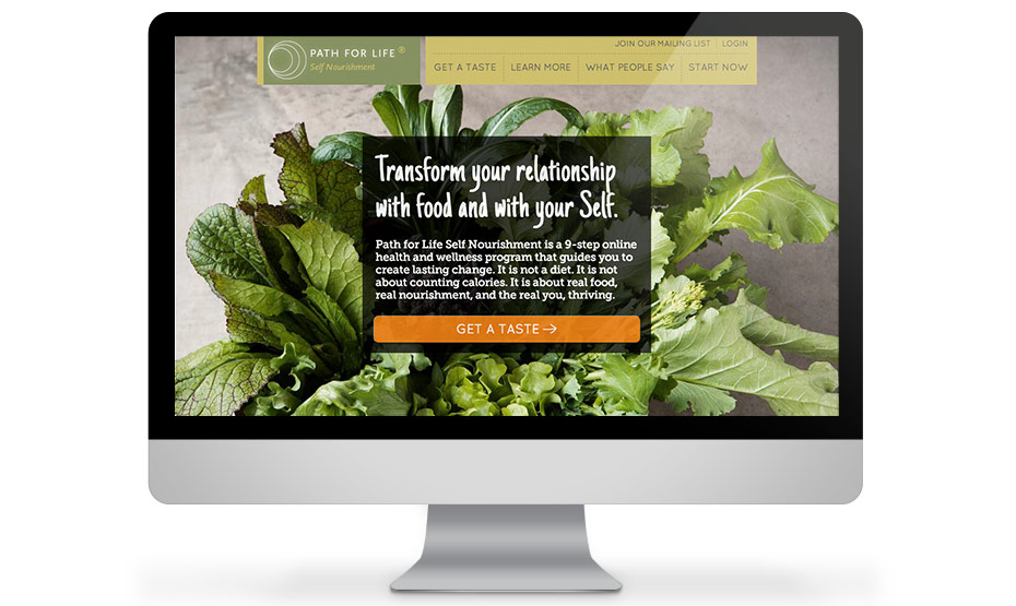 Path For Life Self Nourishment Site